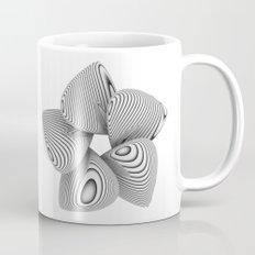 Bio Flower Art Print Mug