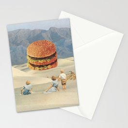 Desert Mirage Stationery Cards