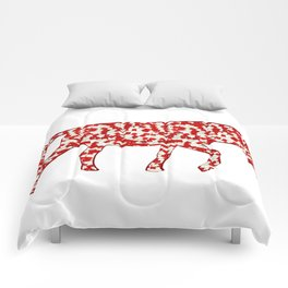 year of the horse: part 3 Comforters