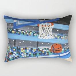 Nothing But Air Rectangular Pillow