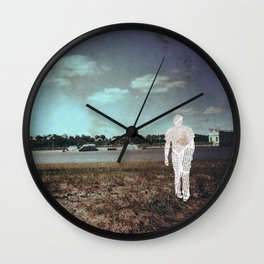 We're All Bound To Be Nothing More Than Stories Wall Clock