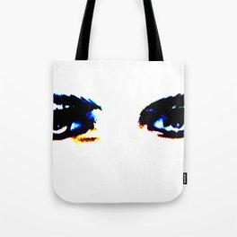 Lugosi's Eyes Tote Bag