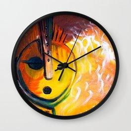 Kinshasa Wall Clock