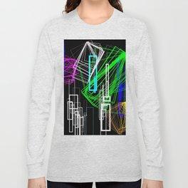 New pattern Factory 3A Long Sleeve T-shirt