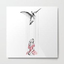 Bird Series Metal Print