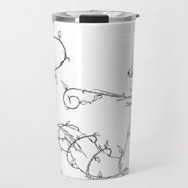 Fox Rot Travel Mug