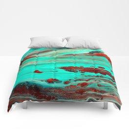 Brown Comforters