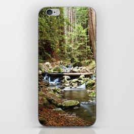 Crystal Stream iPhone Skin