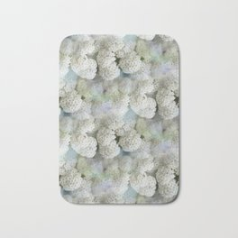 flowers -13- seamless pattern Bath Mat