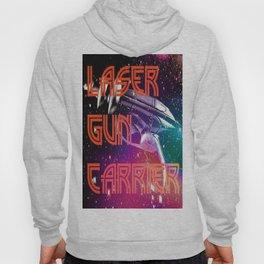 Laser Gun Carrier Hoody