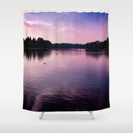 The Serpentine Shower Curtain