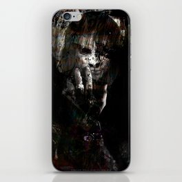 Decay Version 1 iPhone Skin