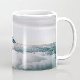 Adams Above Clouds Coffee Mug