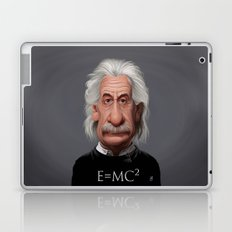 Celebrity Sunday ~ Albert Einstein E=MC² Laptop & iPad Skin