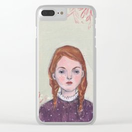 Tammy Clear iPhone Case