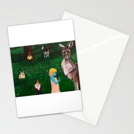 Ephemeral Innocence Woodland Nature Art Stationery Cards
