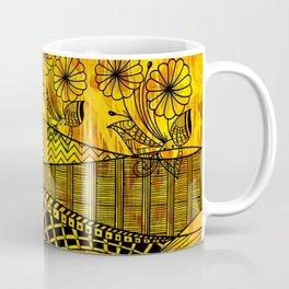 Posey Parade Flowerscape Coffee Mug