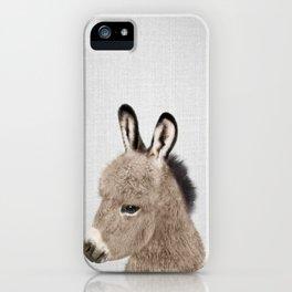 Donkey - Colorful iPhone Case
