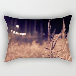Late Night Photography Rectangular Pillow