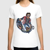 marty mcfly T-shirts featuring MARTY MCFLY by John McGlynn