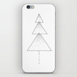 tritree iPhone Skin