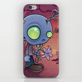 Zombie Jr. iPhone Skin