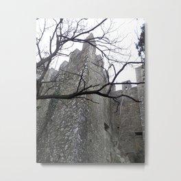 SAN MARINO'S CASTLE, ITALY Metal Print