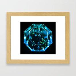 Art Aquarium Framed Art Print