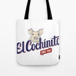 El Cochinito Orginal Tote Bag