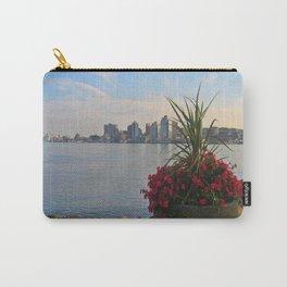 Skyline of Halifax, Nova Scotia Carry-All Pouch