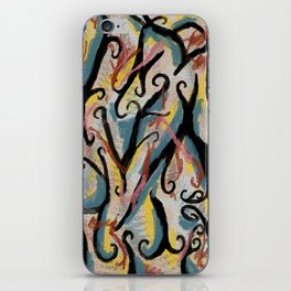 Chaotic iPhone Skin