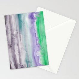 7  | 190907 | Watercolor Abstract Painting Stationery Cards
