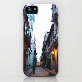 AROUND THE WORLD // LA HABANA II iPhone Case