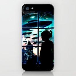 The Martians iPhone Case