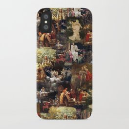 Arthurian Romances iPhone Case