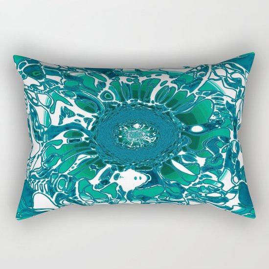 Say It Rectangular Pillow