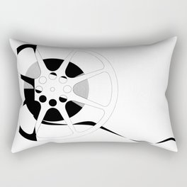 Film Real Rectangular Pillow