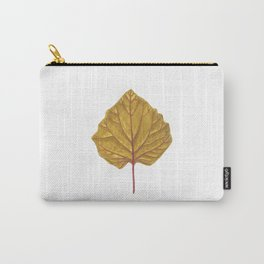Goldenberry leaf Carry-All Pouch