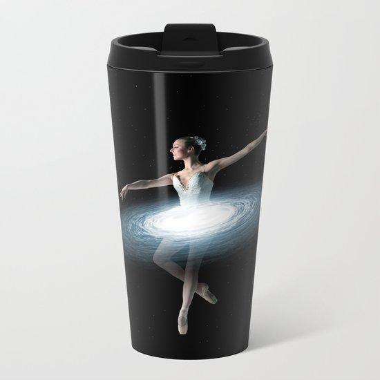Galactic dancer Metal Travel Mug