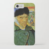 van gogh iPhone & iPod Cases featuring Van Gogh by Palazzo Art Gallery