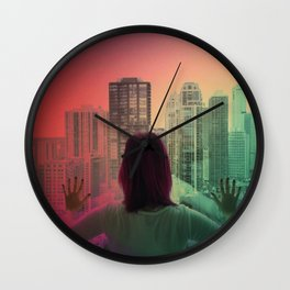 CHICAGO ABYSS Wall Clock