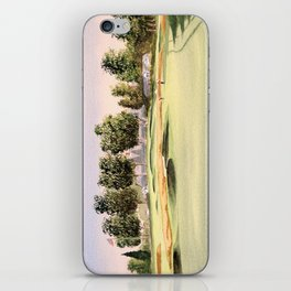 Oakmont Golf Course iPhone Skin