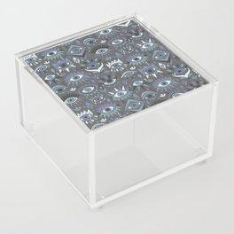 Mystic Eyes Acrylic Box