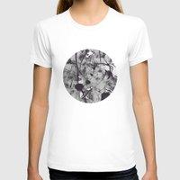 noir T-shirts featuring Noir by deniz ayaz