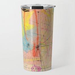 """""""Whirls"""" Travel Mug"""