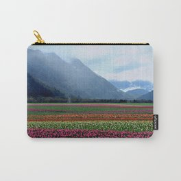 Carpet of Tulips Carry-All Pouch