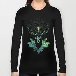 Crystal DreamCatcher Long Sleeve T-shirt