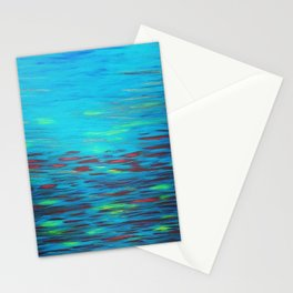 Fire and Water Stationery Cards