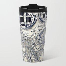 Ghost Diver Metal Travel Mug