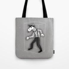 Mime Unicorn Tote Bag
